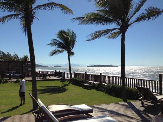 O hotel Villa Rasa Marina é lindo e bem mais acessível no inverno