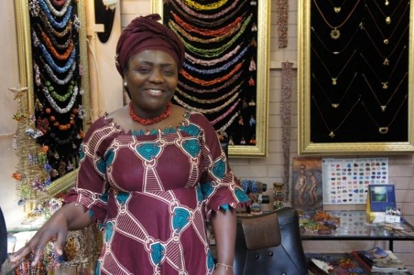 E tem o melhor tempero africano de uma cidade cosmopolita